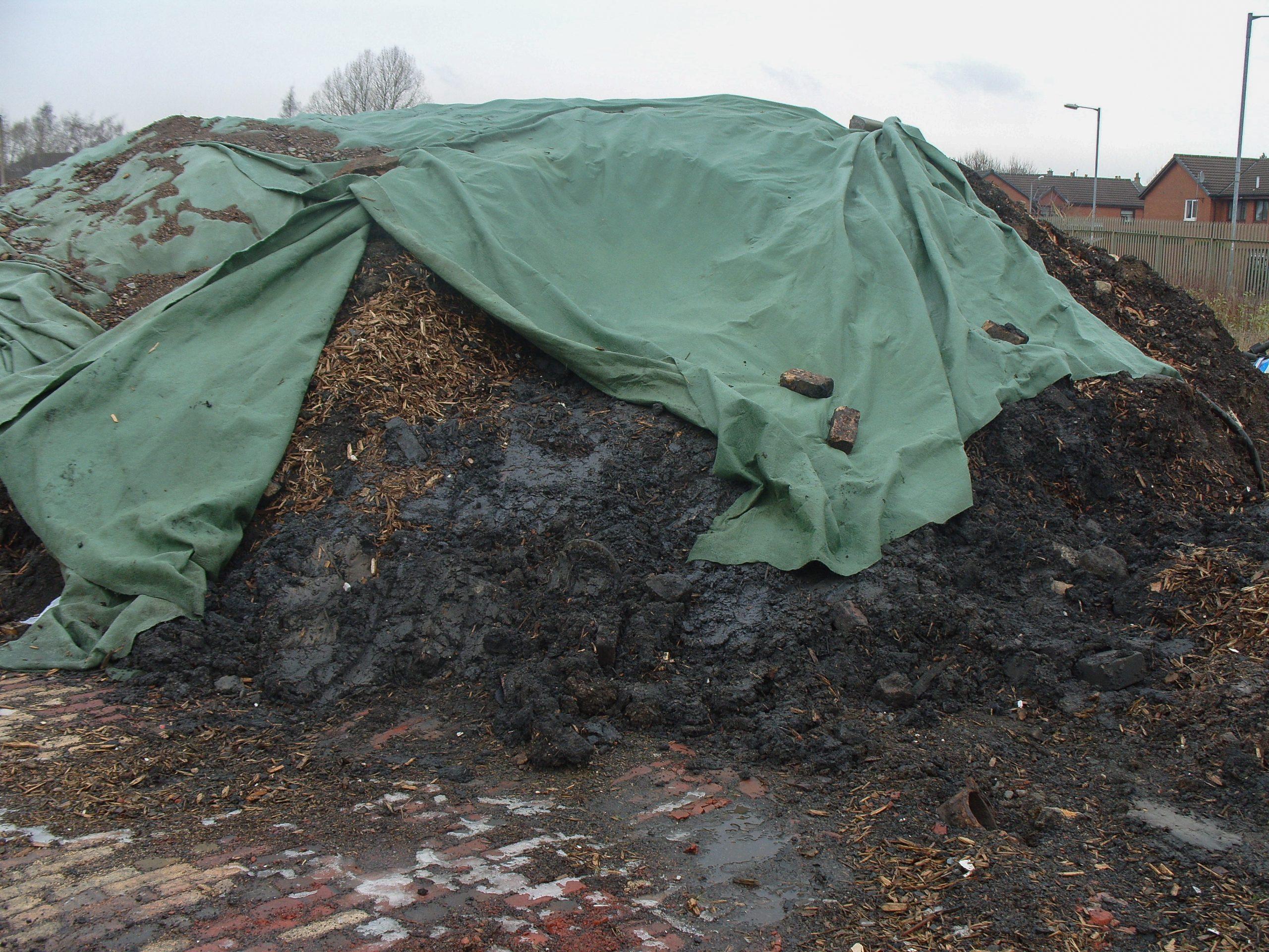 Off Site Disposal of Hazardous Soil Knebworth